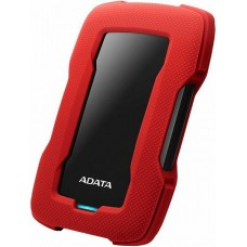 ADATA HD330 USB 3.1 2TB Red