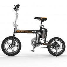 Airwheel R5 Eldriven Cykel Svart