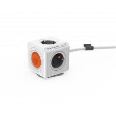 Grenuttag Allocacoc PowerCube Remote Set 4-vägs 1,5m