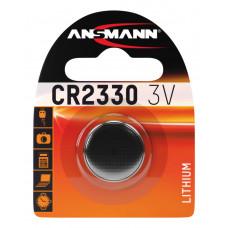 Batteri Litium CR2330 3V Ansmann