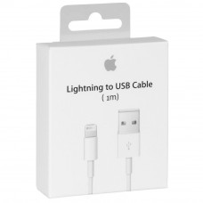 USB-kabel USB-A till Lightning Apple MD818ZM/A 1m White