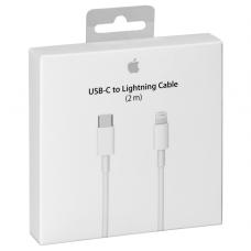 Laddningskabel USB-C till Lightning 2m Apple MKQ42ZM/A