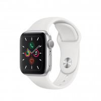 Smartwatch Apple Watch Series 5 GPS 40mm Silver Aluminium White