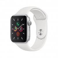 Smartwatch Apple Watch Series 5 GPS 44mm Silver Aluminium White