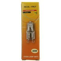 Ugnslampa G9 40W 300° RIC.EL