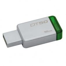 16GB USB 3.1/3.0 DataTraveler 50, metal