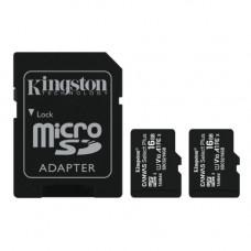 2 x 16GB micSDHC C Select+ 100R A1 C10 Card +Adpt.