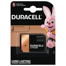 Batteri Alkaliskt J (4LR61) 6V Duracell