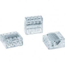 Kopplingsklämma 4-polig 0,75-2,5mm 4-pack Nordic Quality Power 222464