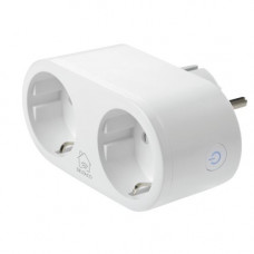2 way-outlet smart plug Energy monitoring