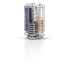 Capsule holder w/rotating base - suitable for 52 pcs