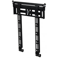 B-Tech Ultra-Slim Universal Flat Screen Wall Mount Black BT8200