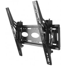 B-Tech Universal Flat Screen Wall Mount With Tilt Black BT8431