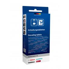Avkalkningstabletter Kaffemaskin 36g 3-pack Bosch 00311821