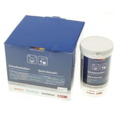 Avkalkningsmedel 250g Tvättmaskin/Diskmaskin Bosch 00311923