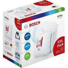 Dammsugarpåsar Bosch Original Type G ALL BBZ16GALL 17002095 16-pack