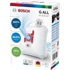 Dammsugarpåsar Bosch Original Type G ALL BBZ41FGALL 17003048 4-pack