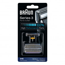 Skärhuvud Braun 31S Series 3 Foil & Cutter