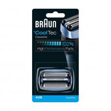 Skärhuvud Braun 40B CoolTec Cassette