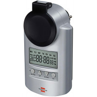 Timer Digital Utomhus Brennenstuhl Primera-Line DTIP44V2 1507490