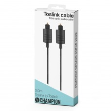 Champion Optisk Toslink 3m