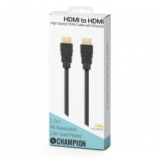 Champion HDMI Svart 2m