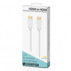 Champion HDMI Vit 2m