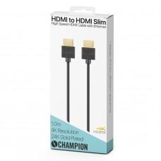 Champion HDMI Svart 1m