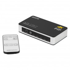 HDMI Switch 4-port 4K Ultra HD 2160p Champion CH2030