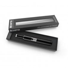 Champion Elektrisk Tändare USB Svart