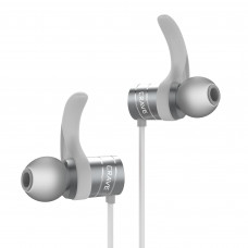 Hörlurar In-Ear Wireless Crave Octane Bluetooth Earphones Silver CRVOCT102