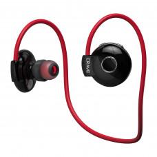 Hörlurar In-Ear Wireless Crave Octane Sport Bluetooth Earphones Red CRVOCTS102