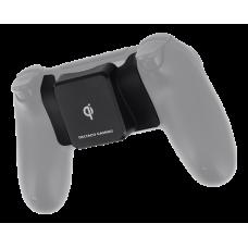 Laddare till PS4-kontroll QI Deltaco GAM-082
