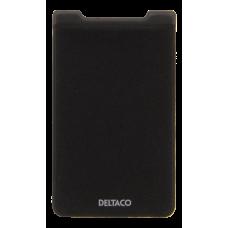 Kreditkortshållare med RFID-skydd Deltaco MCASE-CH002