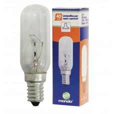 Fläktlampa 240V E14 40W Electrolux 9029791929 7321422311776