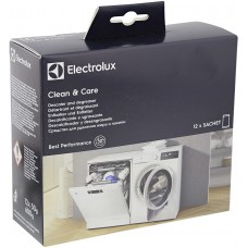Avkalkningsmedel Disk/Tvättmaskin 12-pack Electrolux E6WMDW12