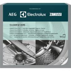 Rengöringsmedel Disk/Tvättmaskin 12-pack Electrolux M3GCP400 9029799195
