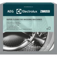 Rengöringsmedel Tvättmaskin 2x50g Electrolux  M3GCP200 9029799310