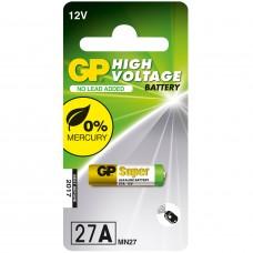 Batteri Alkaliskt A27 (8LR732) 12V GP