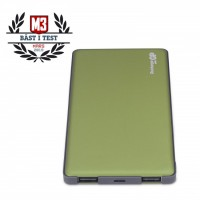 Powerbank GP Voyage 2.0 5000mAh Olive Green - DEMOEX