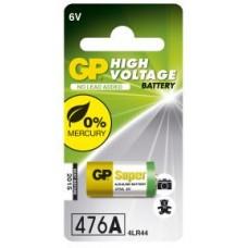 GP Alkaline 476A 6V (4LR44)