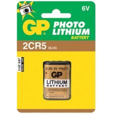 GP Lithium 2CR5 6V