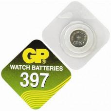 Batteri Silveroxid 397 SR59 (SR726) 1,55V GP