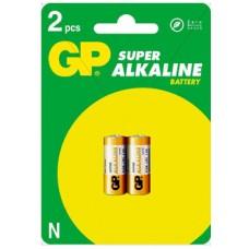 GP Alkaline N 1,5V (LR1) 2-pack