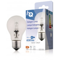 Halogenlampa 230V E27 Normal 42W (60W) HQ