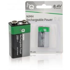 Batteri Laddningsbara E 8,4V 250mAh HQ