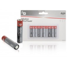 HQ Alkaline Ultra Power AAA 1,5V (LR03) 10-pack
