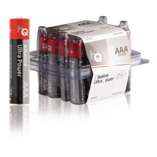 Batteri Alkaliskt AAA (LR03) 1,5V HQ 20-pack
