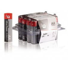 Batteri Alkaliskt AA (LR06) 1,5V HQ 20-pack
