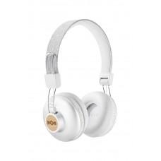 Hörlurar On-Ear Wireless Marley Positive Vibration 2 BT Silver